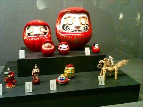 일본 다루마 인형 (달마 인형)
