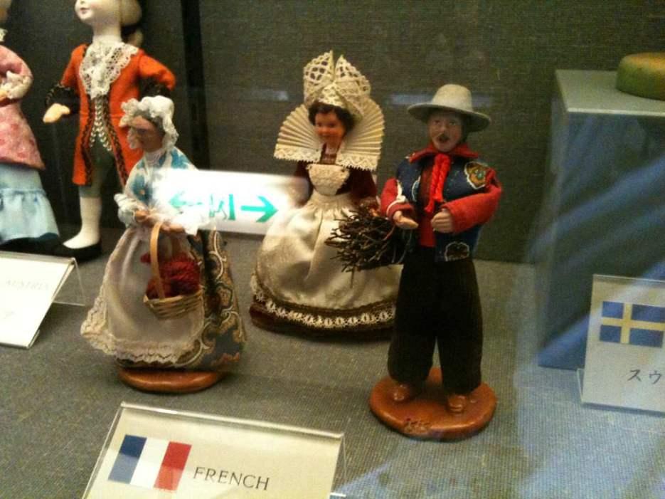 프랑스 전통인형