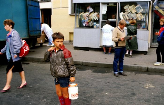 60 ретро-фотографий повседневной жизни граждан СССР