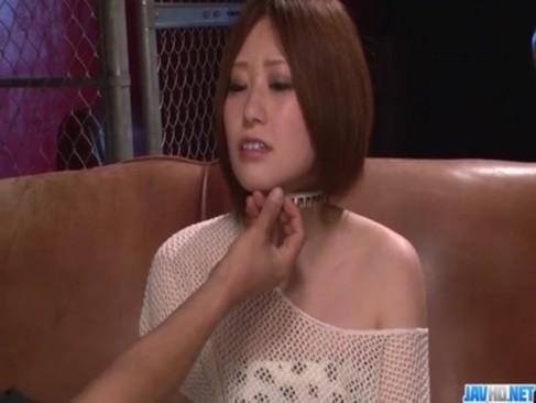 遥香ルリが乱暴で強引な生セックスで痙攣絶頂!ドピンク色の綺麗な乳首やおまんこがモロ見えな宇良ビデオ動画