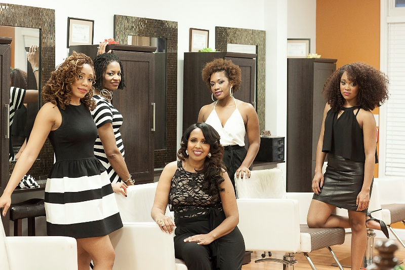 Natural Hair Salon Lenox Village Nashville Tn