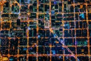 Vicente Laforet vue aérienne de San Francisco2