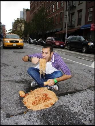 David Luciano -Spaghetti