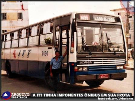 A Itapoan Transportes Triunfo teve algumas unidades de Scania com chassi F113. Alguns foram reencarroçados no meado da década de 90, chegando a operar até meado dos anos 2000 pela empresa Capital.