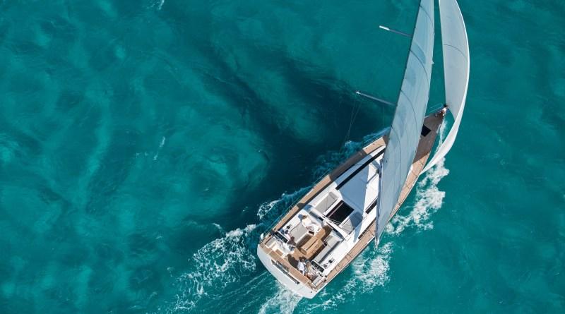 LA Boat Show Beneteau sail boats
