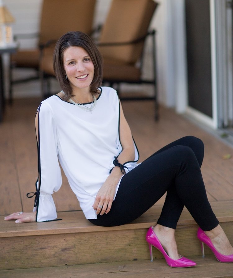 Shannon McGorry is the founder of Love, Strength, and Grace