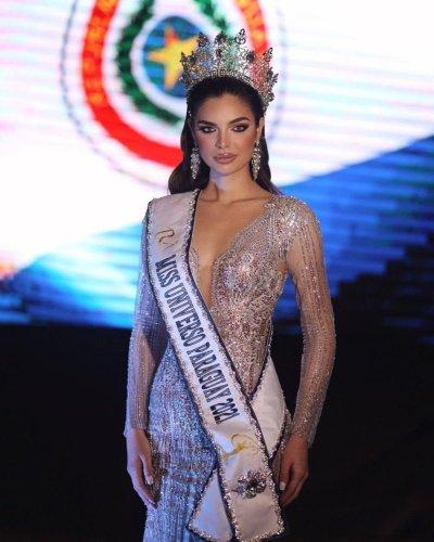 Habló Nadia Ferreira, la flamante Miss Universo Paraguay 2021