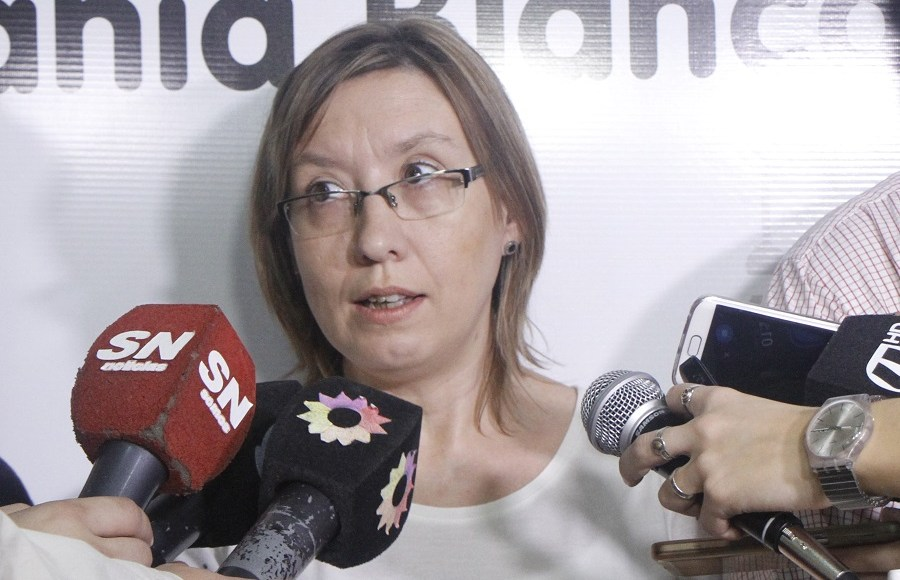 María Laura Spadaro infectóloga del Hospital Municipal