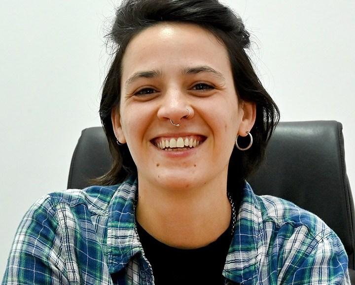 Florencia caballer Directora de Promoción de Derechos de la Dirección General de Cultura y Educación PBA