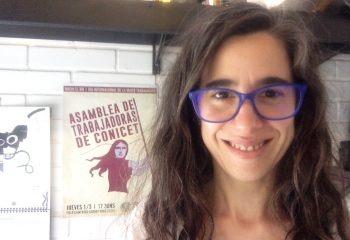 Natalia Rubinstein científica del CONICET