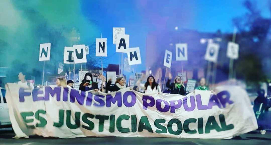 [COLUMNA] Tramas Boletín de noticias: La huelga feminista en Bahía Blanca