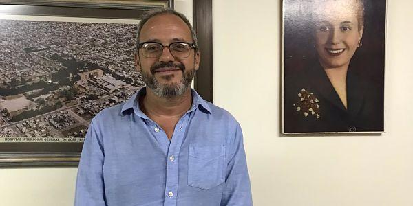 Juan Riera Director Provincial de Hospitales