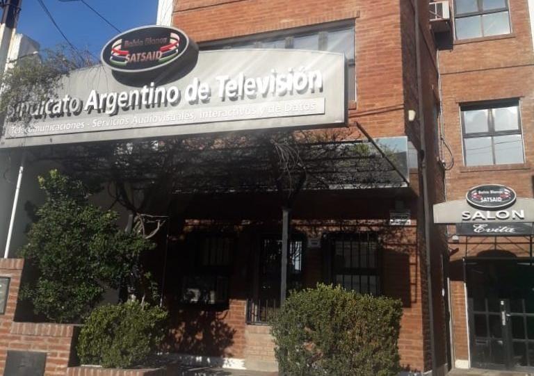 Horacio Tolza Secretario General Adjunto SATSAID Bahía Blanca