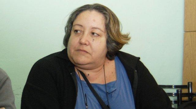 Viviana Marfil Secretaria General de ATE local