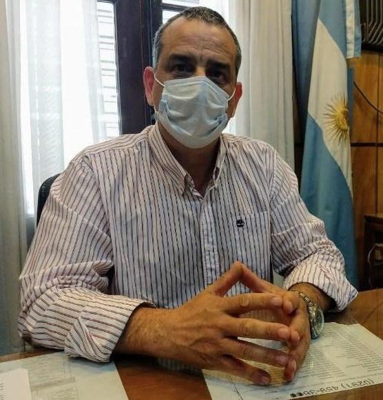 Maximiliano Nuñez Fariña Director de Región Sanitaria I