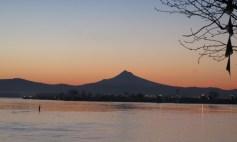 Mount Hood, pre sunrise.