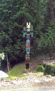 Neighborhood totem