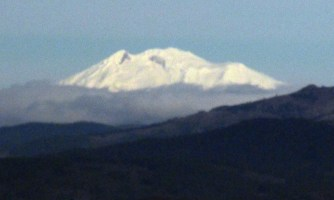 Mt. Adams from Council Crest.