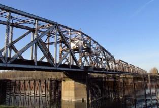 Oregon Slough Bridge