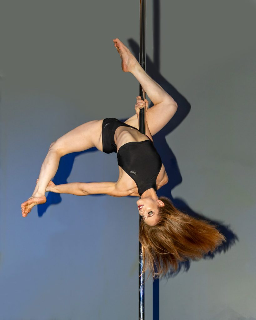 Pole Fitness classes here at Urban