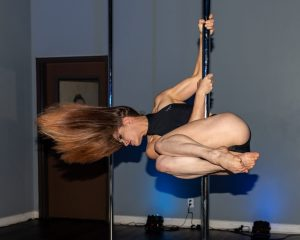 Pole Fitness Classes at Urban Aerial