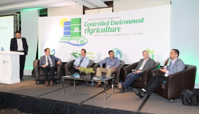 Controlled Environment Ag: Powerful tool Amazing opportunities Part 1 of ICCEA 2015