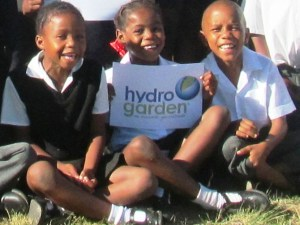 Pic 3 HydroGarden has committed to a long term sponsorship in support of pupils