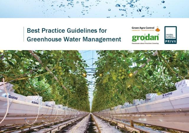 bestpracticeguidelinesforgreenhousewatermanagement