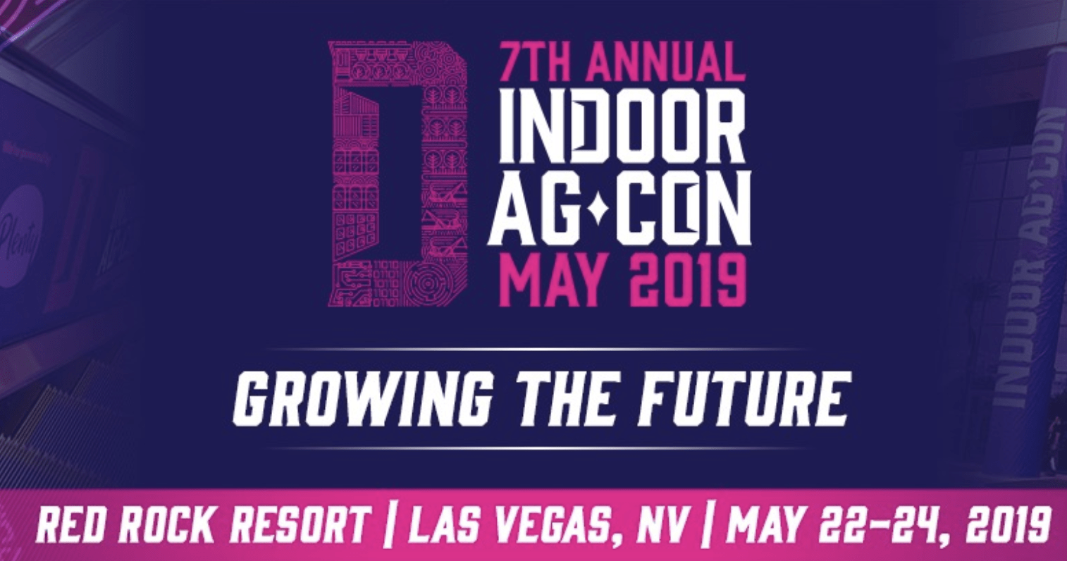 Indoor Ag-Con Announces Full Conference Schedule For May 22