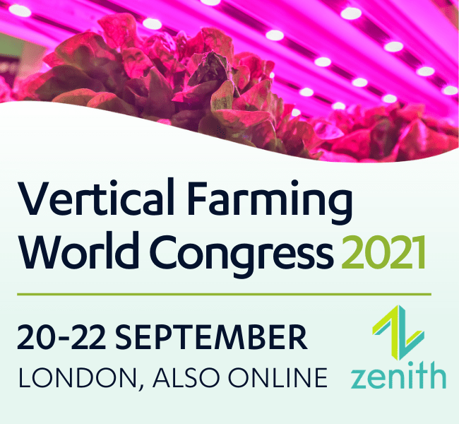 Vertical Farming World Congress 2021