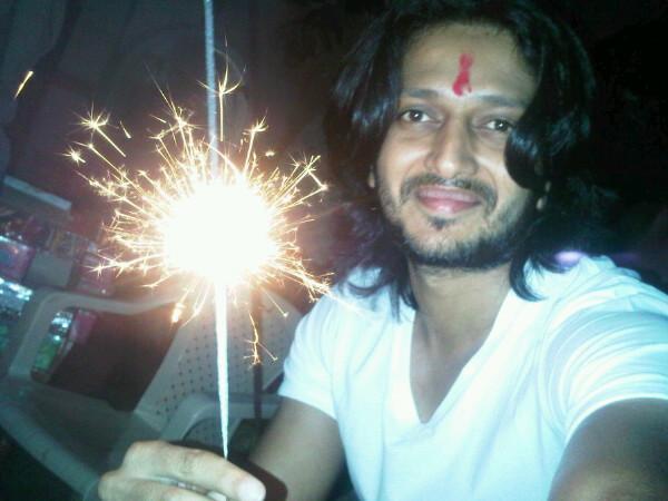 A Very Shaggy Diwali From Ritesh!