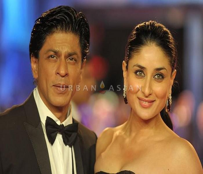 SRK and kareena