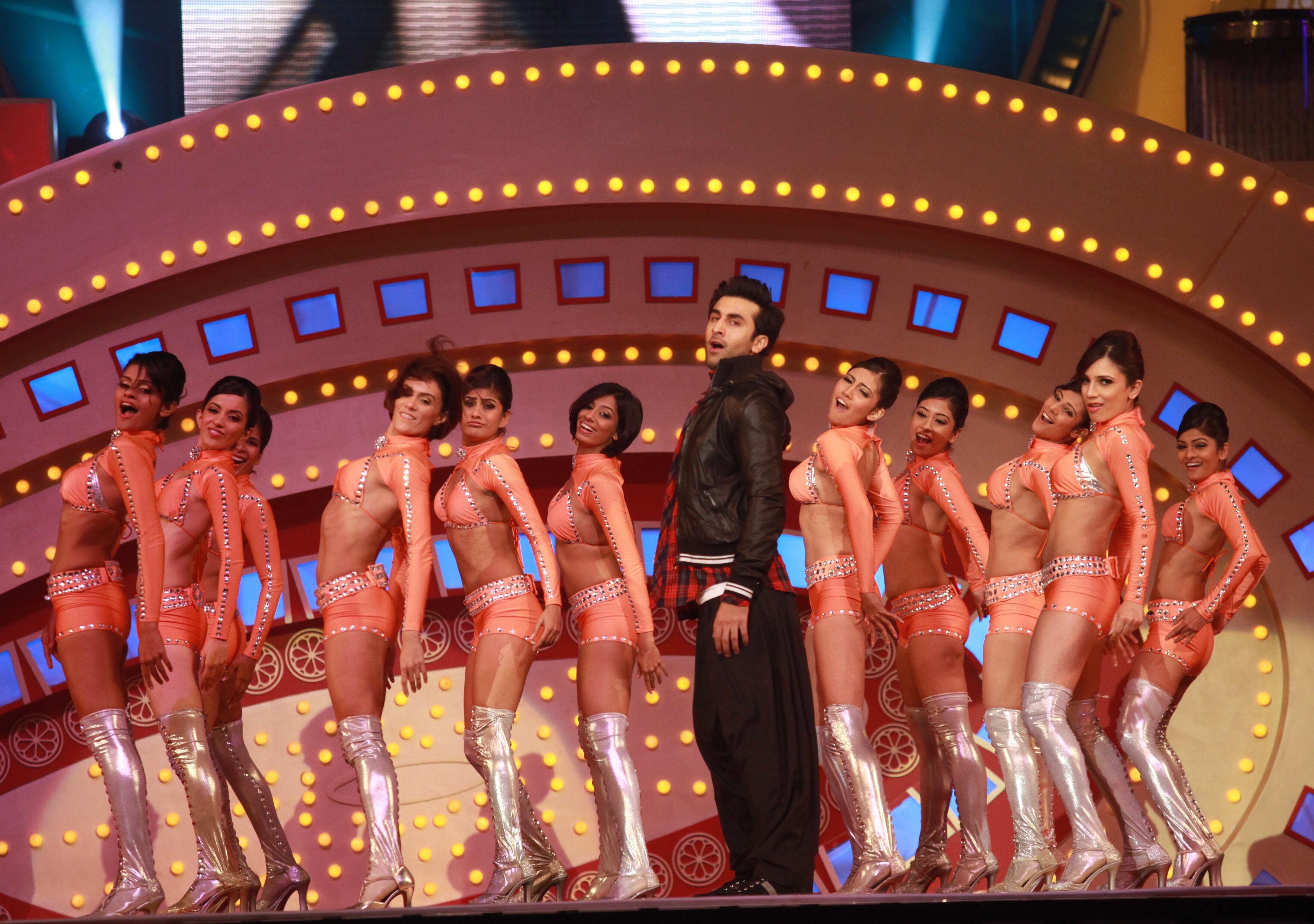Ranbir Kapoor's hot performance!