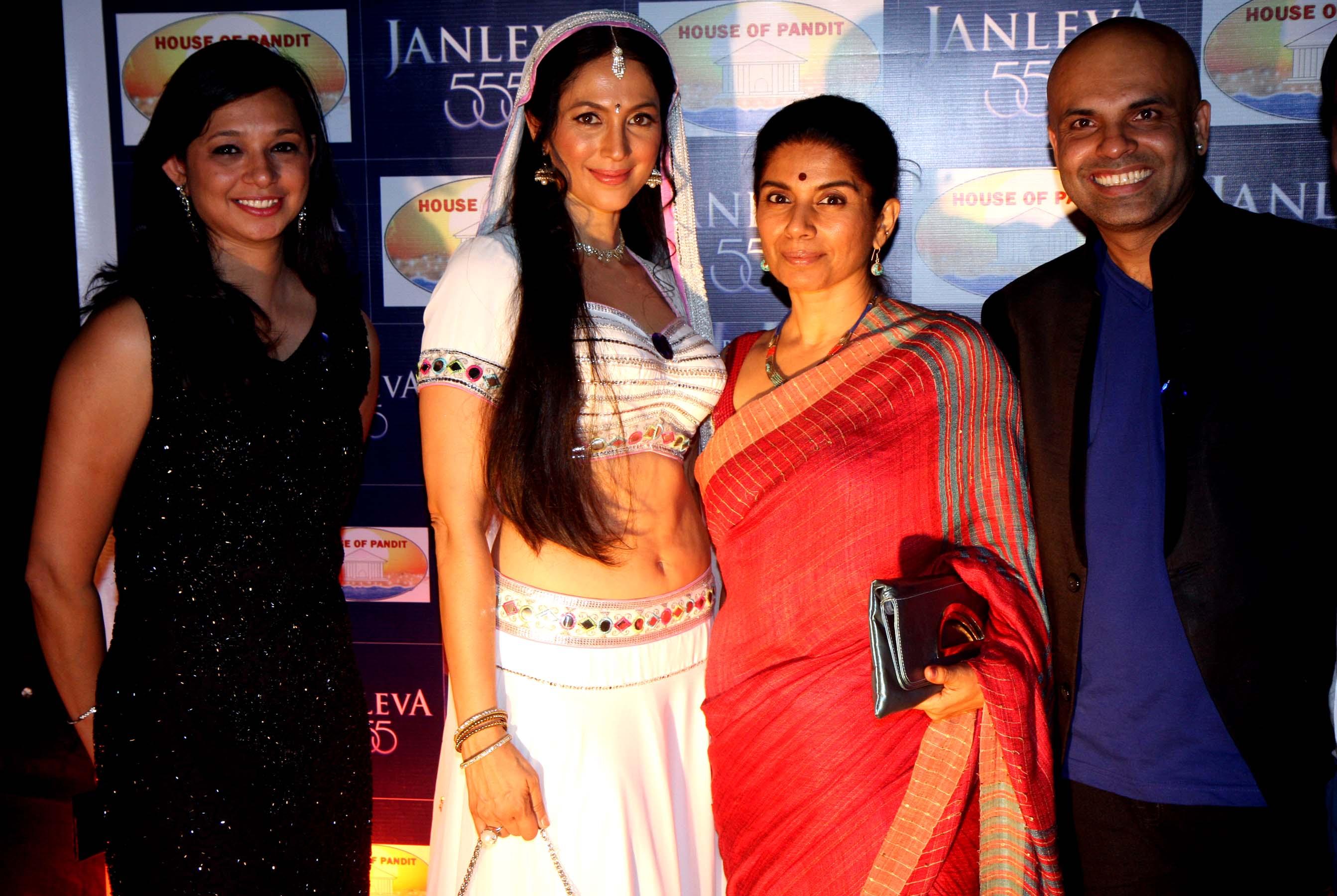 reshma,kalpana,meeta & sandeep malani