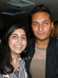 Roopa and Raghav