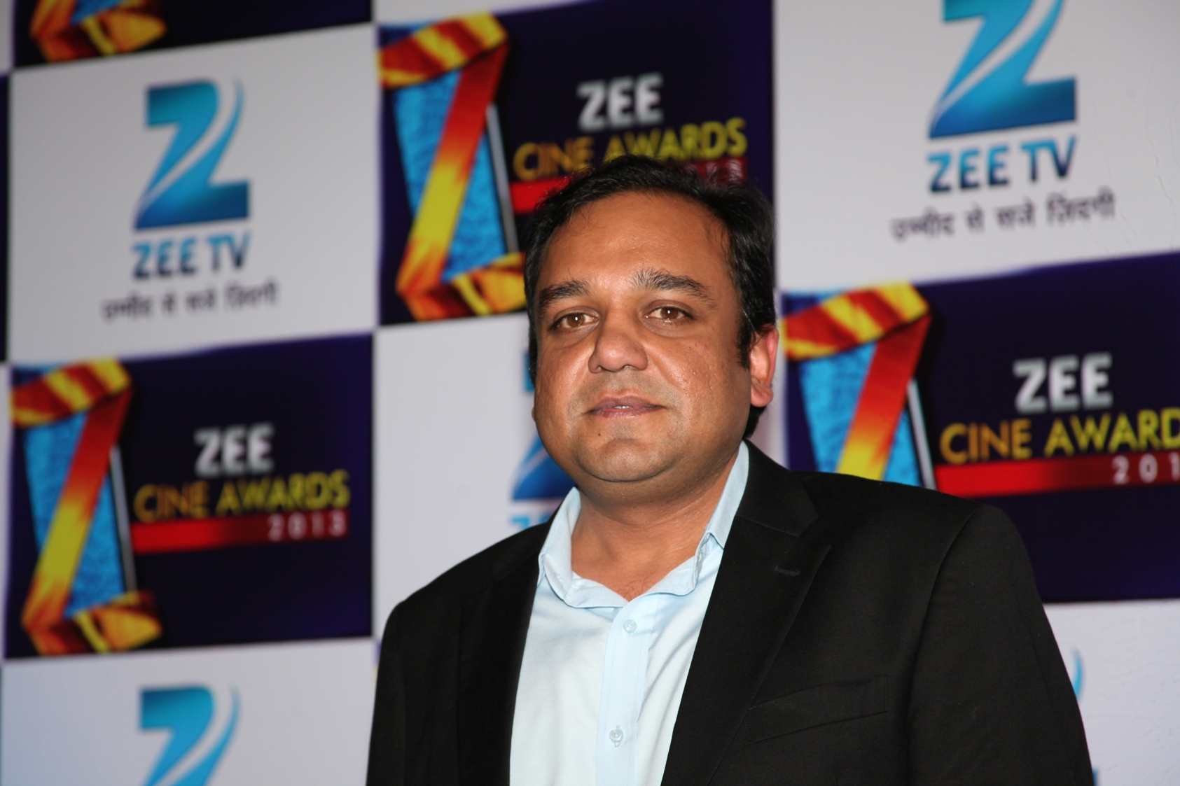 Mr. Punit Goenka, MD & CEO of ZEEL at the announcement press conference of Zee Cine Awards 2013 (2)