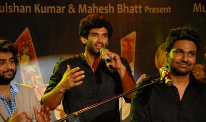 arijeet, aditya & mithoon