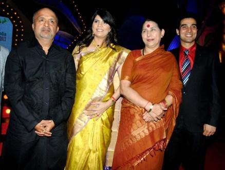 Sameer, Sunita, Krishna Tirath