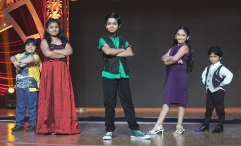 The Top 5 of India's Best Dramebaaz