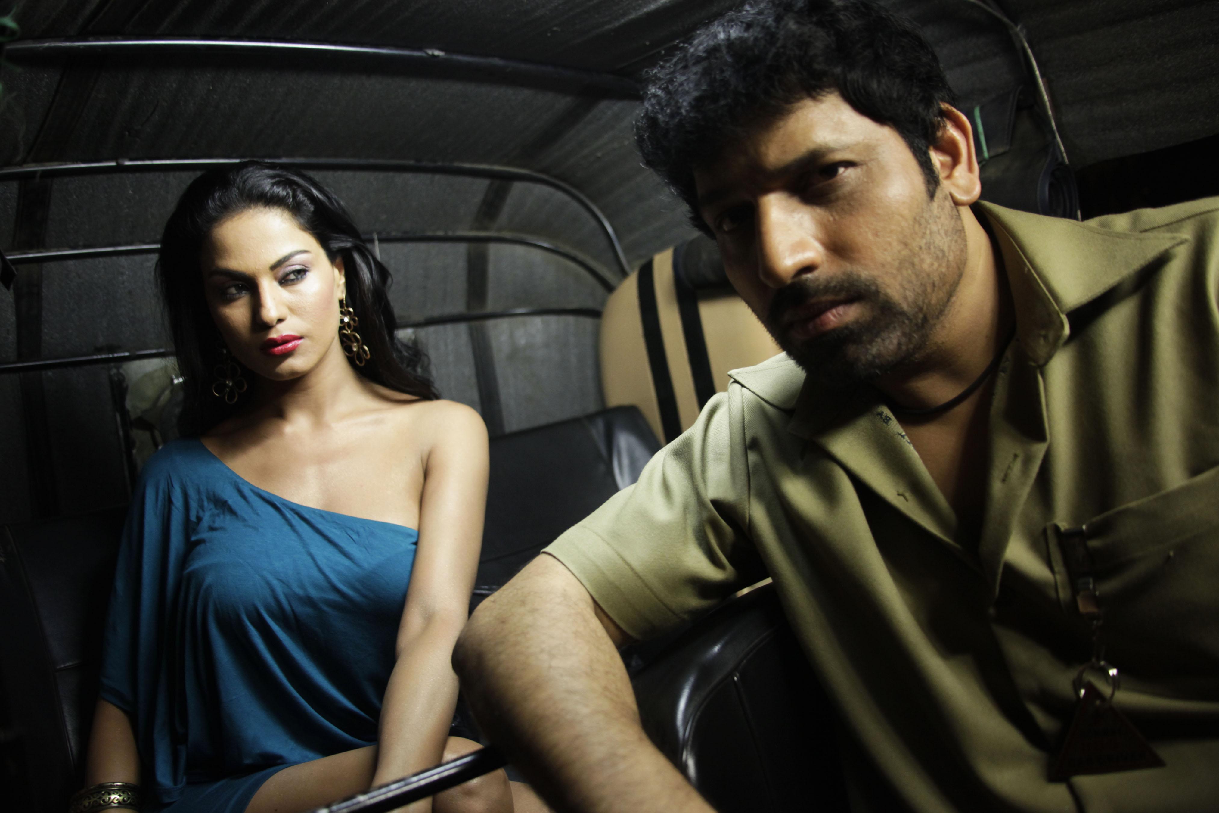 veena with rajan