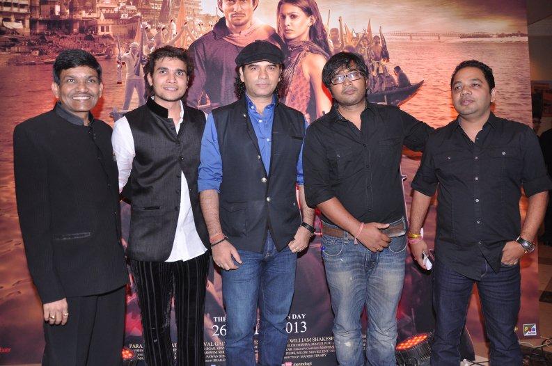 Jayantilal Gada, Dhaval Gada, Manish Tiwary and Shailesh Singh