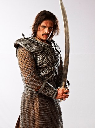 Rajat Tokas as Akbar in Zee TV's Jodha Akbar