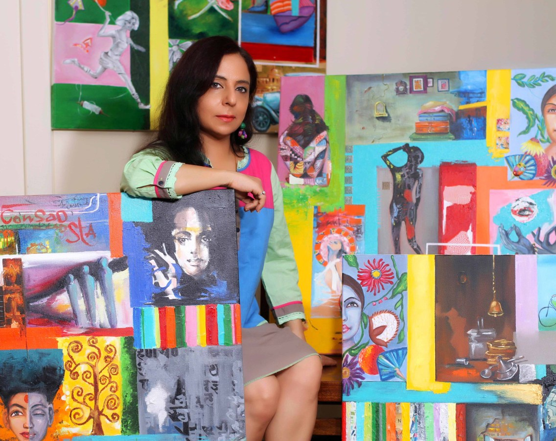 Sangeeta Babani Paintng1