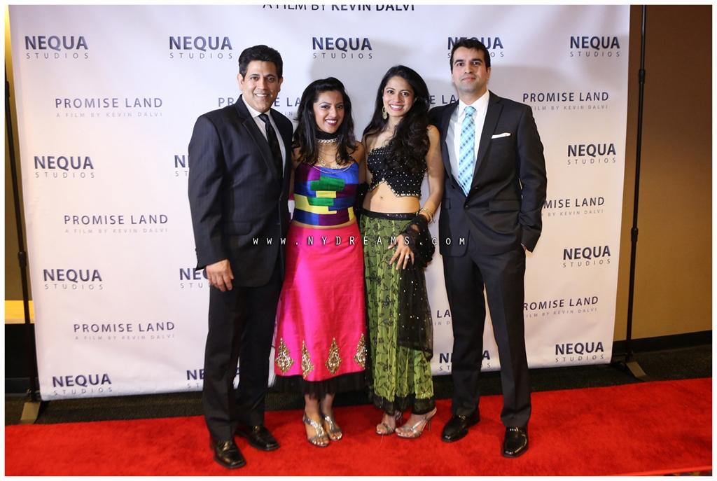 Promise Land 12 - L:R Kamal, Leena, Mouzam, and Kevin
