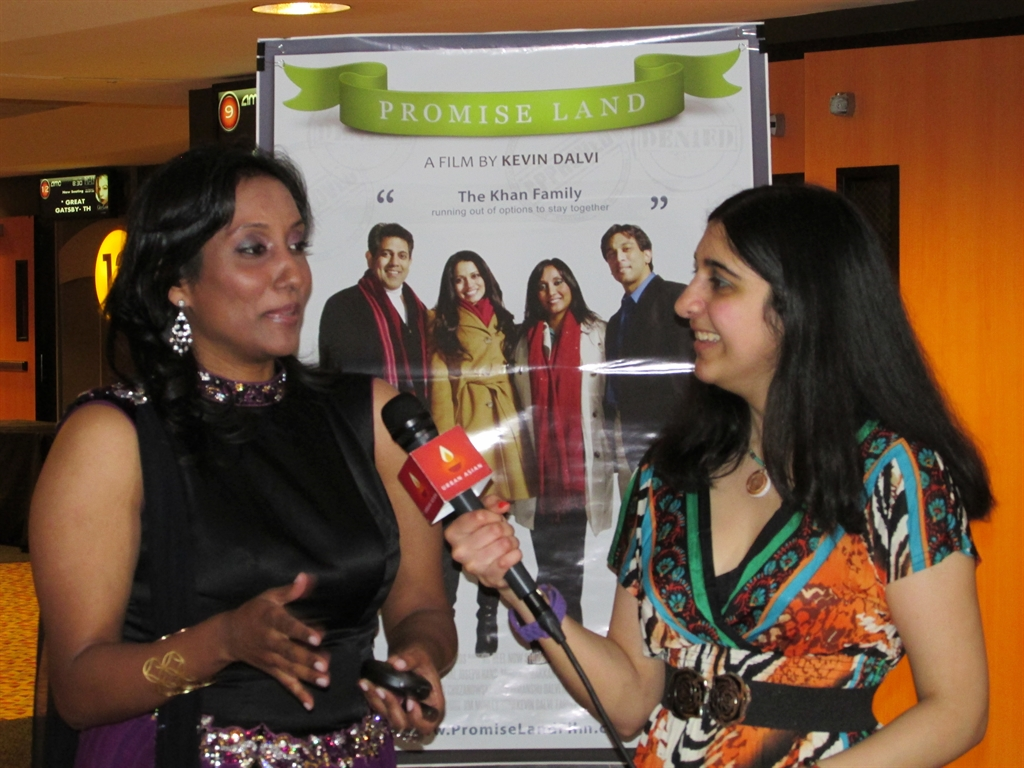 Promise Land 20 - Roopa interviewing Elizabeth Abraham
