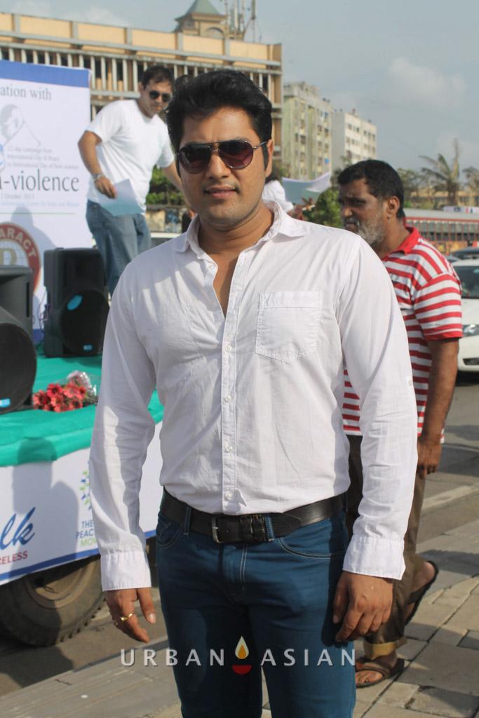 130921_162254Aankit Narayan At Peace Walk