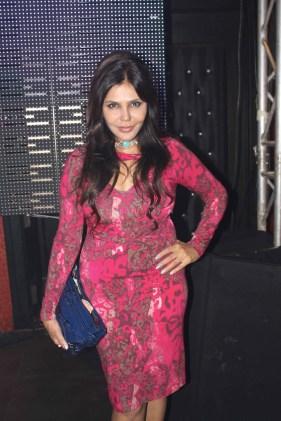 Nisha Jamwal At Party