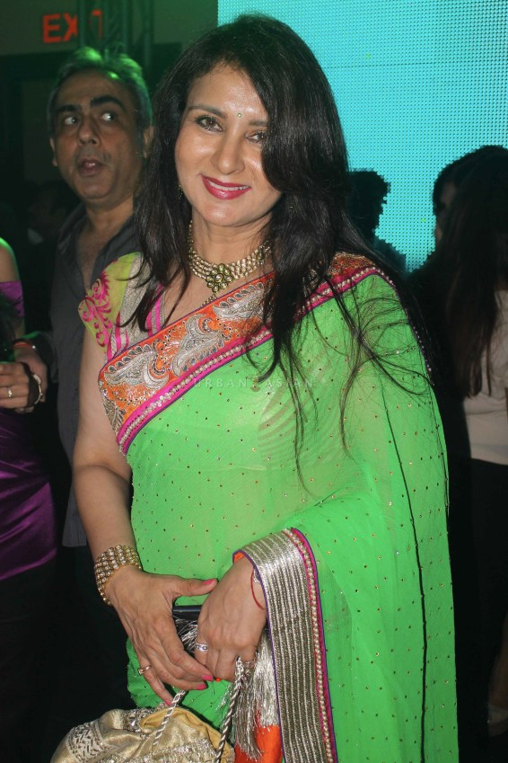 Poonam Dhillon At Party