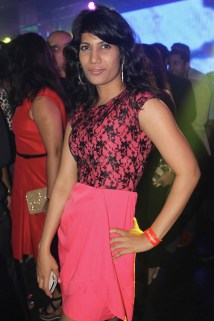 Reshma D'souza At Party