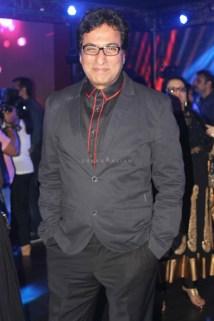 Talat Aziz At Party